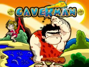 Caverman vidrio juego