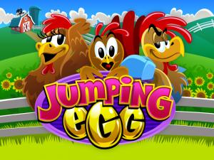 Jumping Egg vidrio