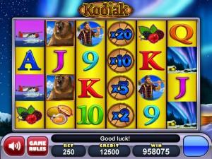 Kodiak bonus