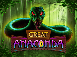 Great Anaconda vidrio