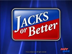 Super Poker Jacks or Better