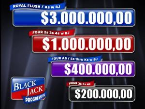 Poker Progresivo 4 niveles