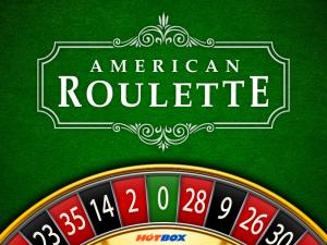 American Roulette vidrio