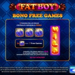 Fat Boy Bono-freegames